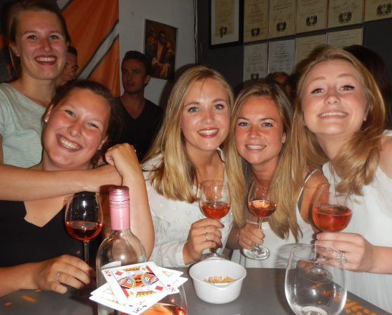 Borrel Smikkelnight